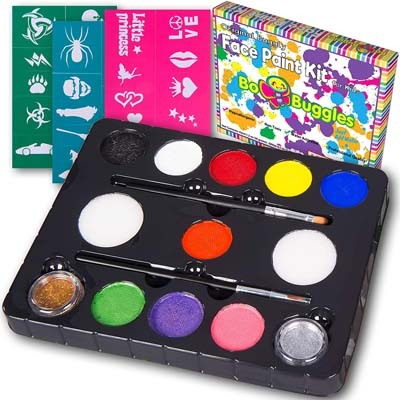 7. Bo Buggles Face Paint Kit