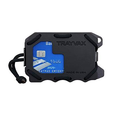 6. Trayvax Original 2.0 Metal Wallet