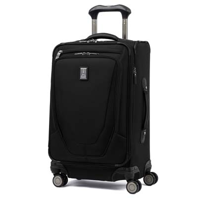 9. Travelpro Carry-on Expandable Spinner Luggage
