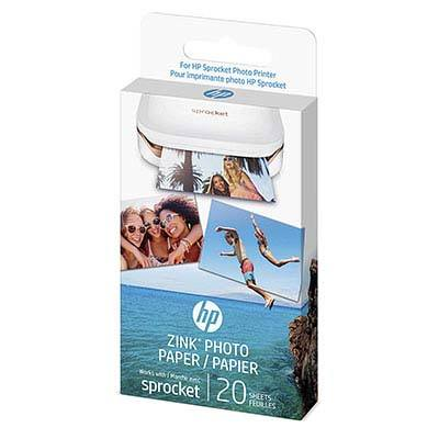 1. HP Sprocket Photo Paper, 1AH01A