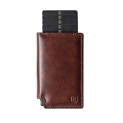 4. Ekster: Parliament Slim Leather Wallet