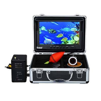 3. Eyoyo Underwater Fishing Camera, 9 inch