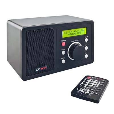 9. C.Crane WiFi Internet Radio