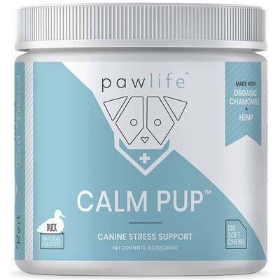 4. pawlife Calming Aid for Dogs