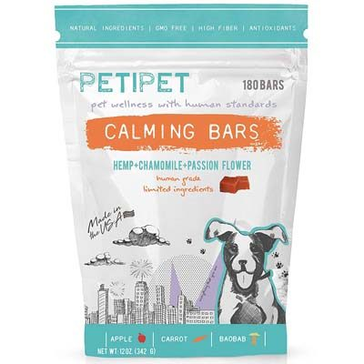10. PETIPET Dog Calming Treats