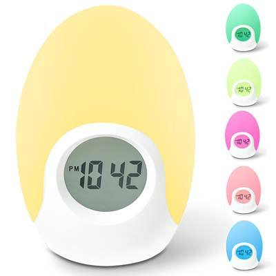 7. Alarm Clock For Kids By Awakelion