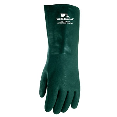 5. Chemical Resistant Gloves by Wells Lamont