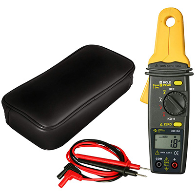 6. General Technologies Low Current Clamp Meter