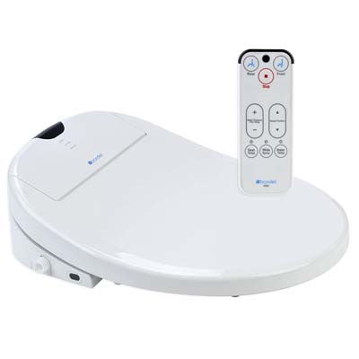 6. Brondell S900-EW Swash Advanced Bidet Toilet Seat