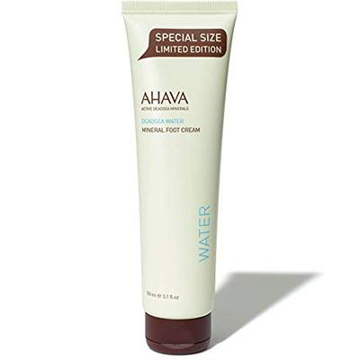 9. AHAVA Dead Sea Mineral Foot Creams Review