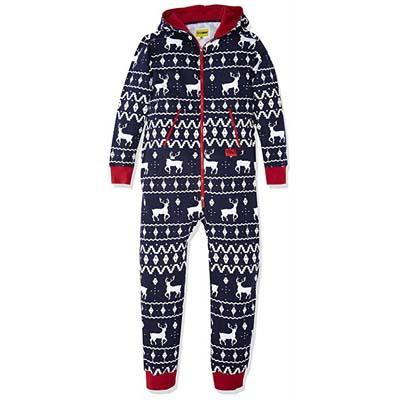 7. Tipsy Elves Ugly Christmas Sweater Party - Adult Jumpsuit