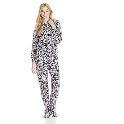 4. Hello Kitty Isle-Print Women's Fair Jumpsuit