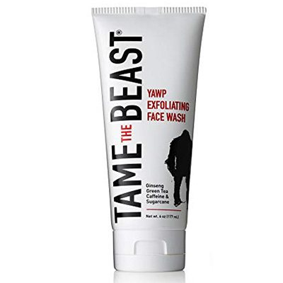 7. Tame the Beast - Exfoliating Face Wash Facial Scrub
