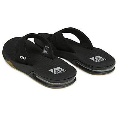 1. Reef Fanning Mens Sandals