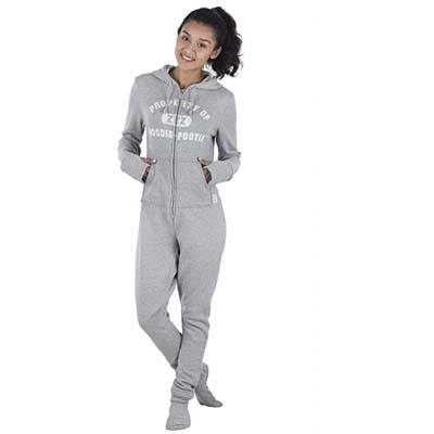 10. PajamaGram Onesie Pajamas for Women