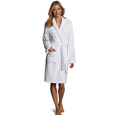 6. Seven Apparel Hotel Spa Textured Plush Robe
