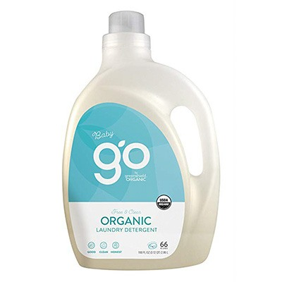 5. GreenShield Organic GO Baby Laundry Detergent
