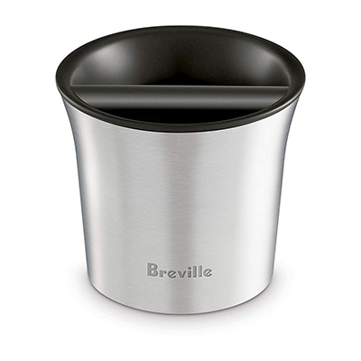 9. Breville BCB100 Coffee Knock Box, Barista-Style