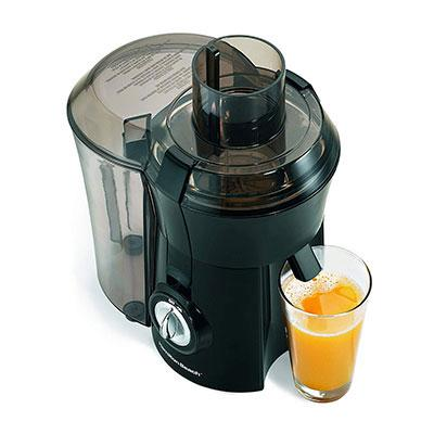 6. Hamilton Beach 67601A Juicer Machine, 800 Watts