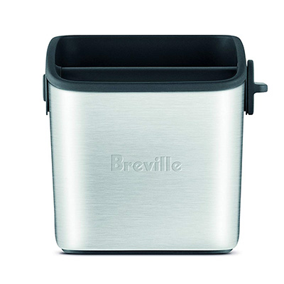5. Breville BES001XL Knock Box, Mini