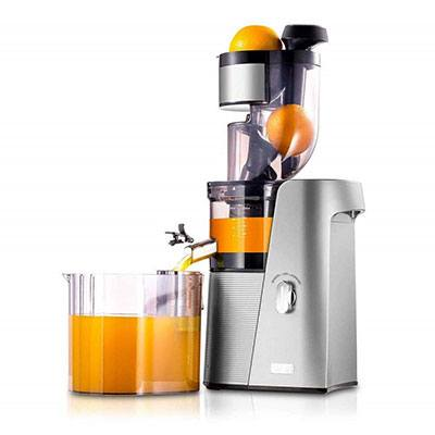 3. SKG A10 Cold Press Slow Masticating Juicer