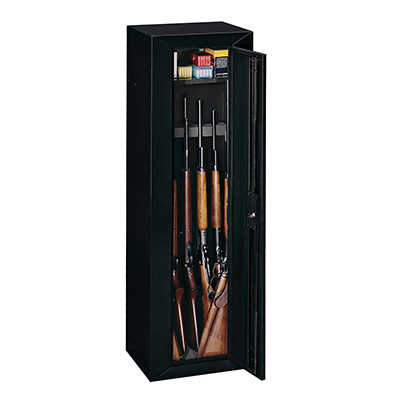 4.Stack-On 10-Gun Compact Steel Security Cabinet