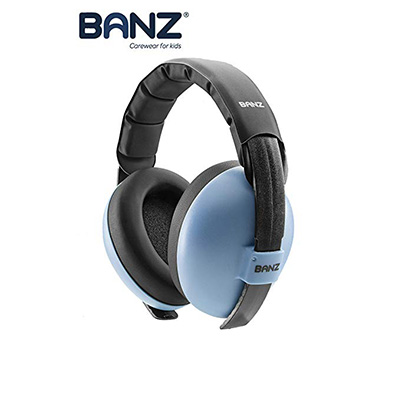 9. Baby Banz HeadPhones, Soft Cups for Babies And Toddlers