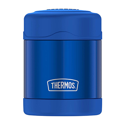 1. Thermos Funtainer 10 Ounce Food Jar, Blue