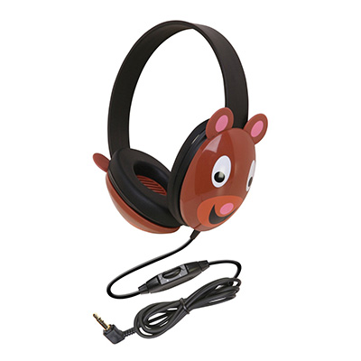 1. Califone 2810 Ear Protection Noise Reduction Kids Headphone