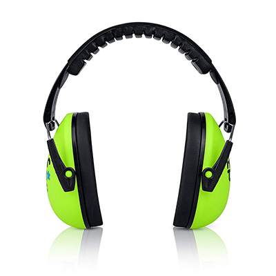 7. HearTek Kids Earmuffs Headphones For Your Little One