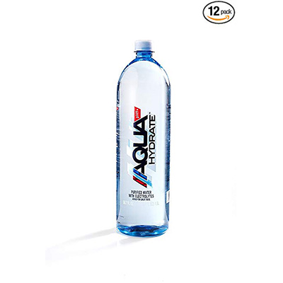 3. AQUAhydrate Electrolyte Enhanced Alkaline Water