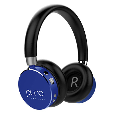 5. Puro Sound Labs Kids Bluetooth Headphones