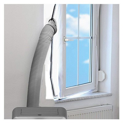 5. Lecheery AirLock Window Seal for Mobile Air-Conditioning Units