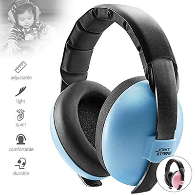 2. Joint Stars Kids Earmuffs Ear protection device