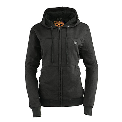 6. Milwaukee Leather Heated Hoodie