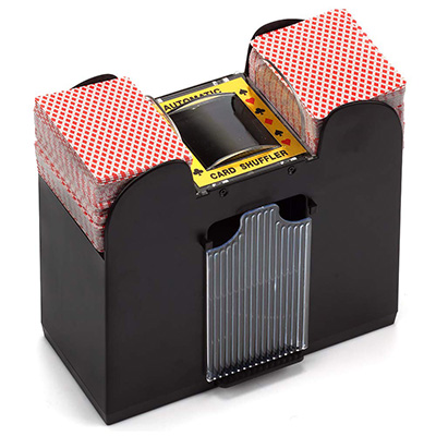 9.Casino Automatic Card Shuffler
