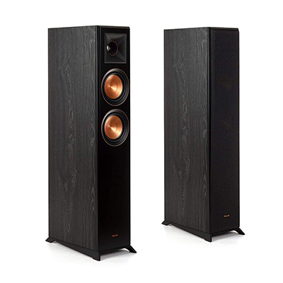 1. The Klipsch RP-5000F Duo Pair