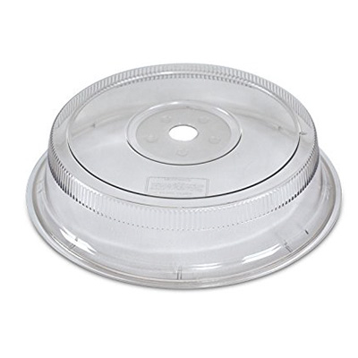 11. Nordic Ware 11-Inch Microwave Plate Cover