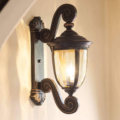 2. Bellagio 24'' Outdoor Wall Light Fixture