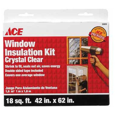 3. Ace Window Insulation Kit