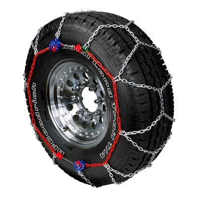 3. Peerless 0232105 Tire Traction Chain by Security Chain