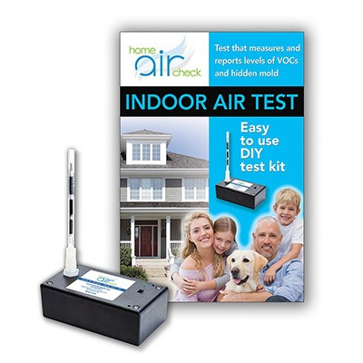 8. Home Air Check Indoor Air Quality Test for Sick Homes