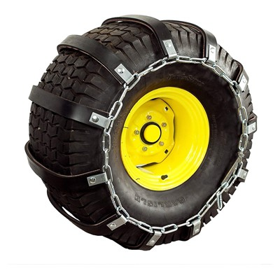 6. TerraGrips Tire Chains 20x8-8