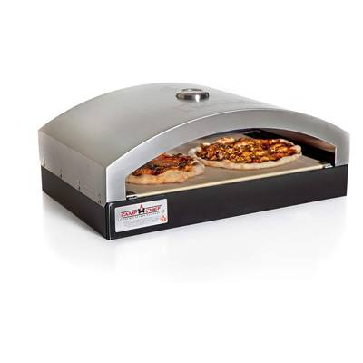 4. Camp Chef Artisan Pizza Oven