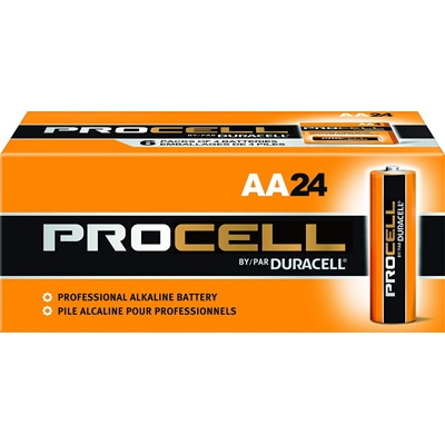 9. Duracell Procell PC1500 Battery