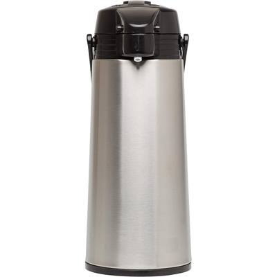 10. Aladdin 10-01424-004 64oz Glass-Lined 64 oz Stainless Steel Vacuum Insulated Air Pot