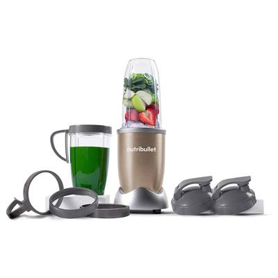 8. NutriBullet Pro - 13-Piece High-Speed Blender/Mixer System with Hardcover Recipe Book Included (900 Watts)
