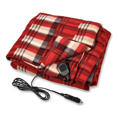5. Camco Polar Fleeces Heated Blanket