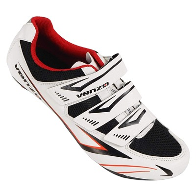 8. Venzo Road Bike Bicycling Shoes