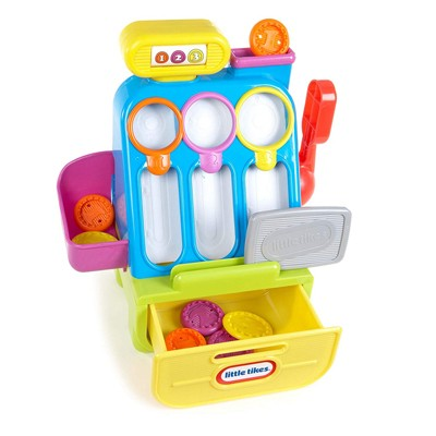 10. Little Tikes Count 'n Play Cash Register Playset